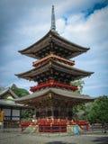 Narita-Сан Sensoji Стоковое Изображение RF