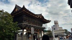 Narita Buddh de Ingang van Tempeljapan Narita Japan Royalty-vrije Stock Foto's