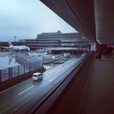 Narita flygplats Royaltyfri Fotografi