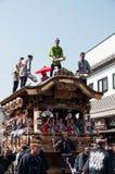 Narita Gion Festival 2017 Lizenzfreies Stockbild