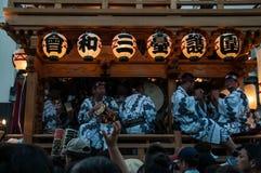 Narita Gion Festival 2017 Stockfotografie