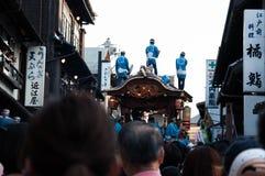 Narita Gion Festival 2017 Lizenzfreie Stockfotografie