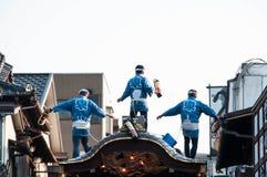 Narita Gion Festival 2017 Lizenzfreie Stockbilder