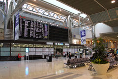 Narita Int'l Luchthaven Stock Foto