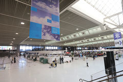 Narita International Airport Stock Image