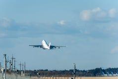 NARITA - LE JAPON, LE 25 JANVIER 2017 : B18212 Boeing 747 China Airlines décollent dans l'aéroport international de Narita, Japon Images libres de droits