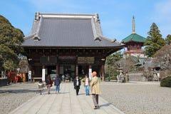 Narita-san Shinshō-ji Stock Photo