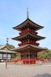 Narita-san ShinshÅ  - ji Arkivbild