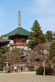 Narita-san ShinshÅ  - ji Arkivfoton