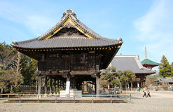 Narita-san ShinshÅ  - ji Royaltyfri Bild