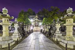 Narita Shrine Stock Image