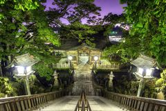 Narita Shrine Royalty Free Stock Photos