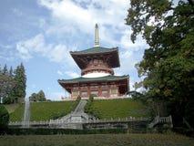 Narita temple Stock Photo