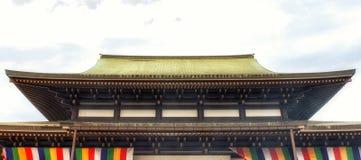 Naritasan shinshoji buddhist temple main hall Royalty Free Stock Photos
