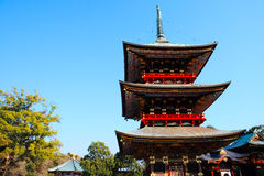Naritasan Shinshoji Temple Stock Photos