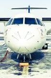 Nariz do ATR 42 Foto de Stock