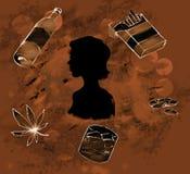 narkotyki Obrazy Royalty Free