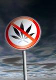narkotyzuje nie royalty ilustracja