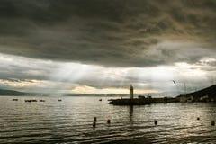 Narli port Stock Photo