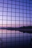 Narmada canal Royalty Free Stock Images