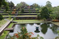 Narmada parkerar komplexet, Lombok, den västra nusa tenggaraen, Indonesien royaltyfri fotografi