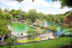 Narmada pool complex, Narmada, Lombok Royalty Free Stock Image
