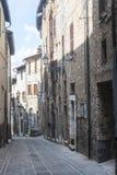 Narni (Ουμβρία, Ιταλία) Στοκ Εικόνα