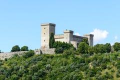 Narni (Ουμβρία, Ιταλία) Στοκ Εικόνες