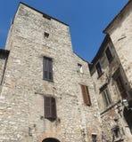Narni (Умбрия, Италия) Стоковые Изображения