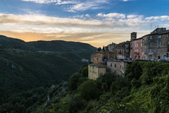 Narni, Italy Stock Photo