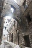 Narni (Umbría, Italia) Imagen de archivo libre de regalías
