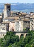 Narni (Umbrië, Italië) Royalty-vrije Stock Foto's