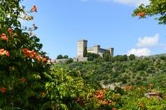 Narni (Umbria, Italy) stock photo