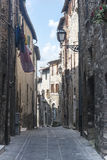 Narni (Umbria, Italy) Stock Photo