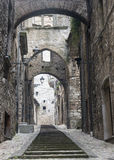 Narni (Umbria, Italy) Stock Images