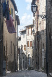 Narni (Umbria, Italy) Royalty Free Stock Photos