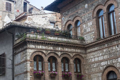 Narni (Umbria, Italy) Stock Photography