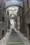 Narni (Umbria, Italy) Royalty Free Stock Photo