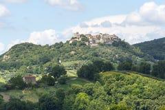 Narni (Umbria, Itasly) Royaltyfri Bild