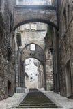 Narni Umbria, Włochy (,) Obrazy Royalty Free