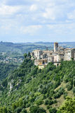 Narni Umbria, Włochy (,) Obraz Stock