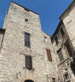Narni Umbria, Włochy (,) Obrazy Stock