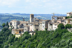 Narni (Umbrien, Italien) Lizenzfreies Stockbild