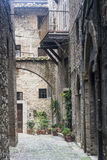 Narni (Umbrien, Italien) Lizenzfreies Stockfoto