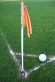 narożna flagę Obraz Stock