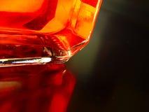 narożna czerwony Fotografia Royalty Free