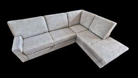 Narożnikowa kanapa Zdjęcia Royalty Free