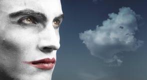 narodu vampyre Fotografia Royalty Free