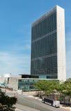 Narody Zjednoczone budynek w Nowy Jork Obrazy Royalty Free