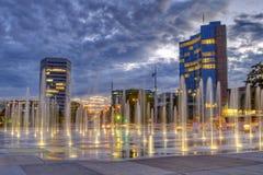 Narody Zjednoczone miejsce, Genewa, Szwajcaria, HDR Obrazy Stock